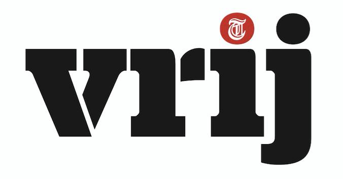 telegraaf vrij logo